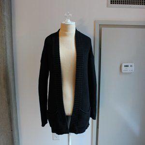 Express Chunky Knit Long Cardigan
